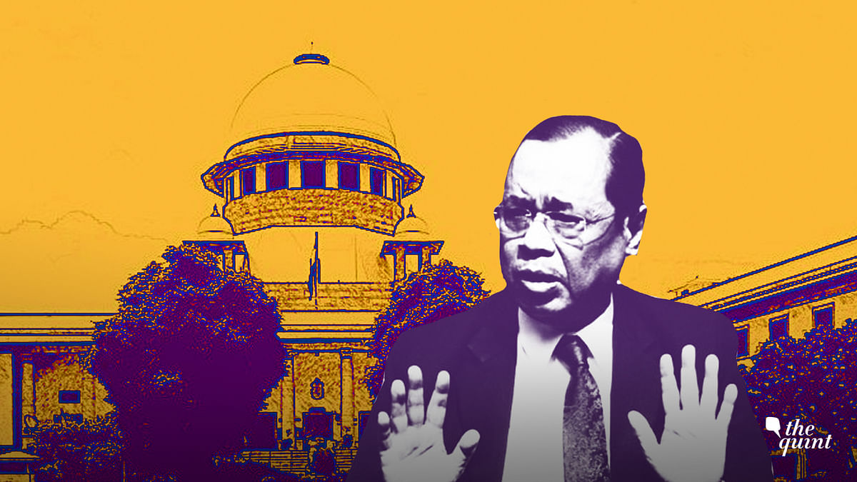 Chief Justice of India Ranjan Gogoi.