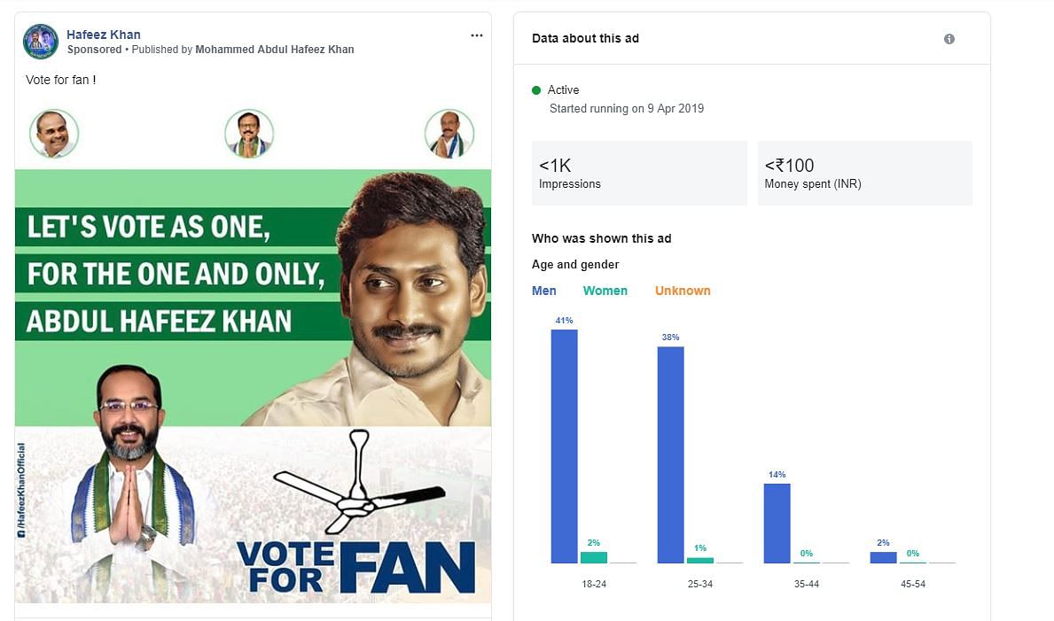 AP, Telangana Candidates Flout Silence Period With Ads on Poll Eve