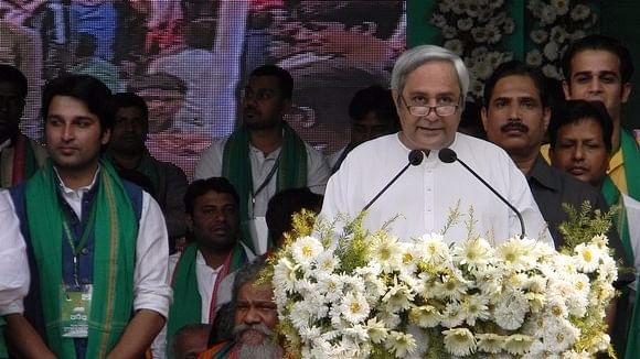 Odisha Chief Minister Naveen Patnaik.
