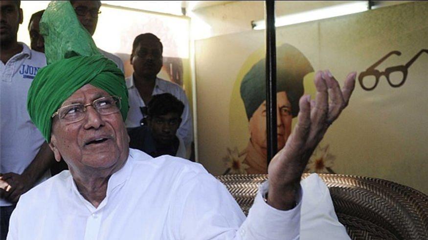 Ex-Haryana CM Om Prakash Chautala Released From Tihar Jail