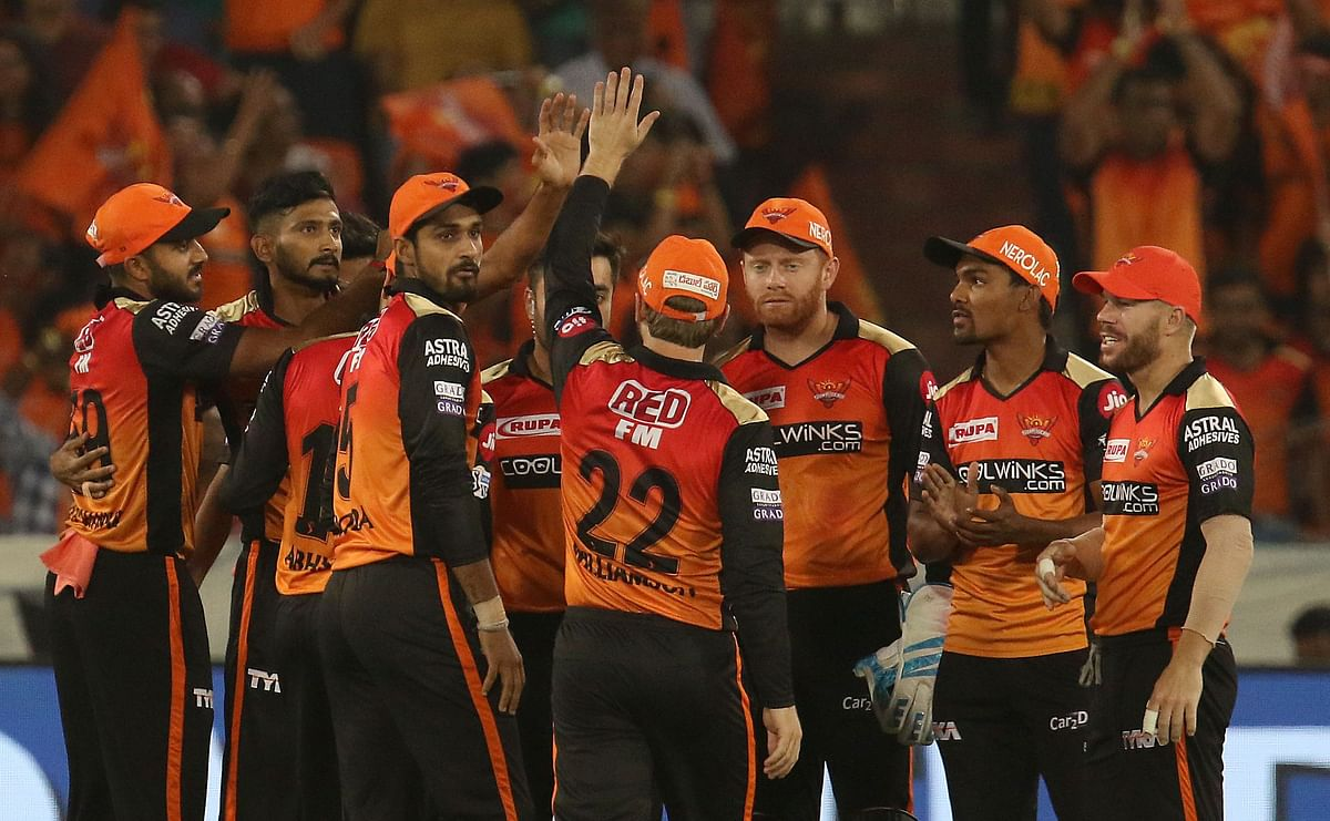 78/2 in 11.4 to 116 All Out: SRH's Batting Crumbles in Loss to DC