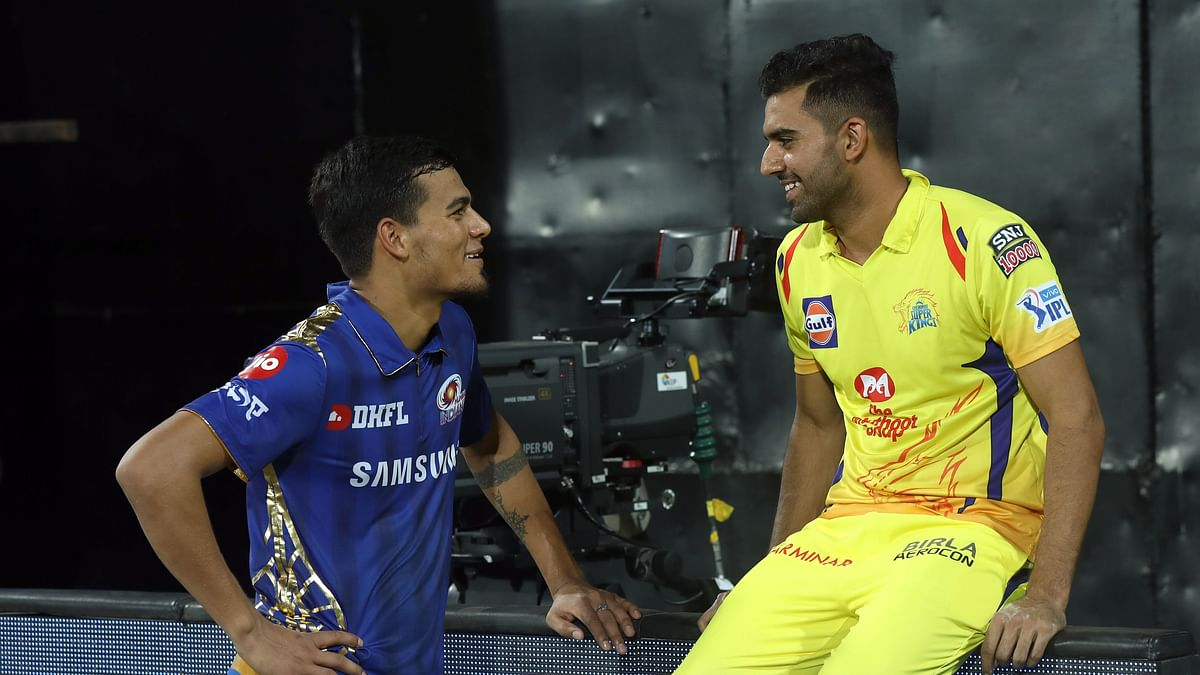 Cousins Deepak and Rahul Chahar have been impressive so far in the ongoing Indian Premier League.