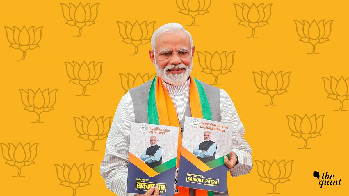 BJP Manifesto 2019: National Security & Development to the Rescue?