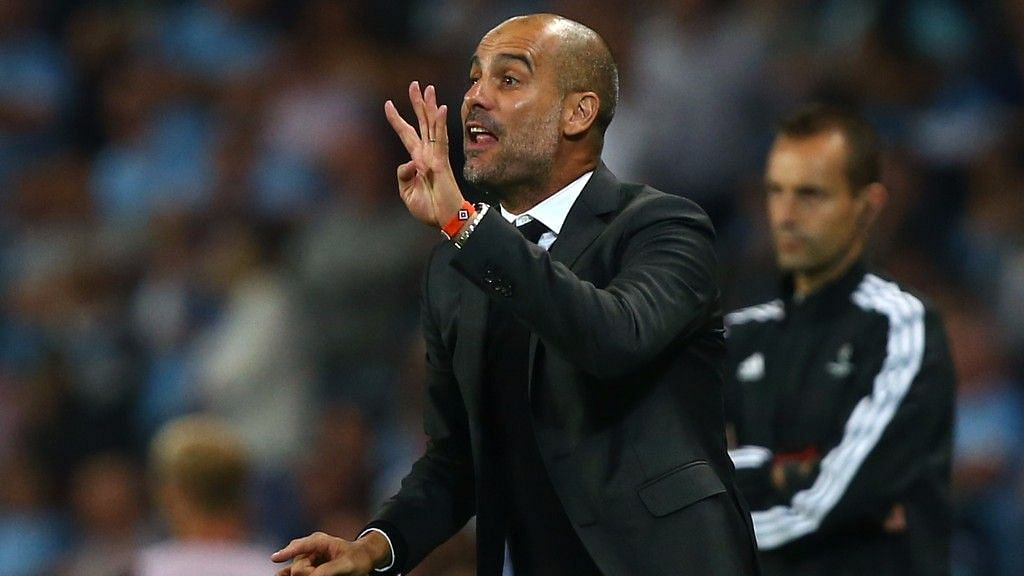 Guardiola Eyes History as City's Treble Chase Heats Up