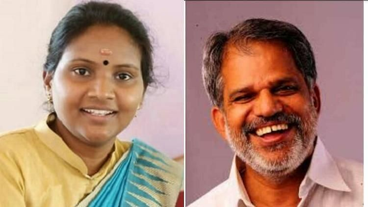 After 'That Woman' Jibe at UDF Candidate, LDF Leader Takes U-Turn