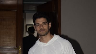 Mumbai: Actor Sooraj Pancholi at Morani