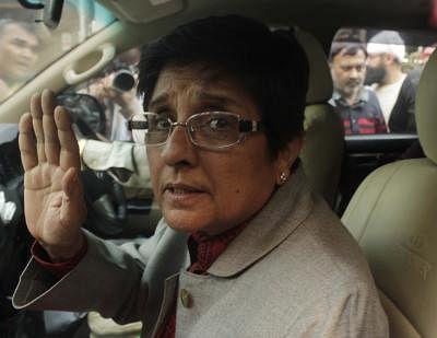 Madras High Court curbs Kiran Bedi's powers