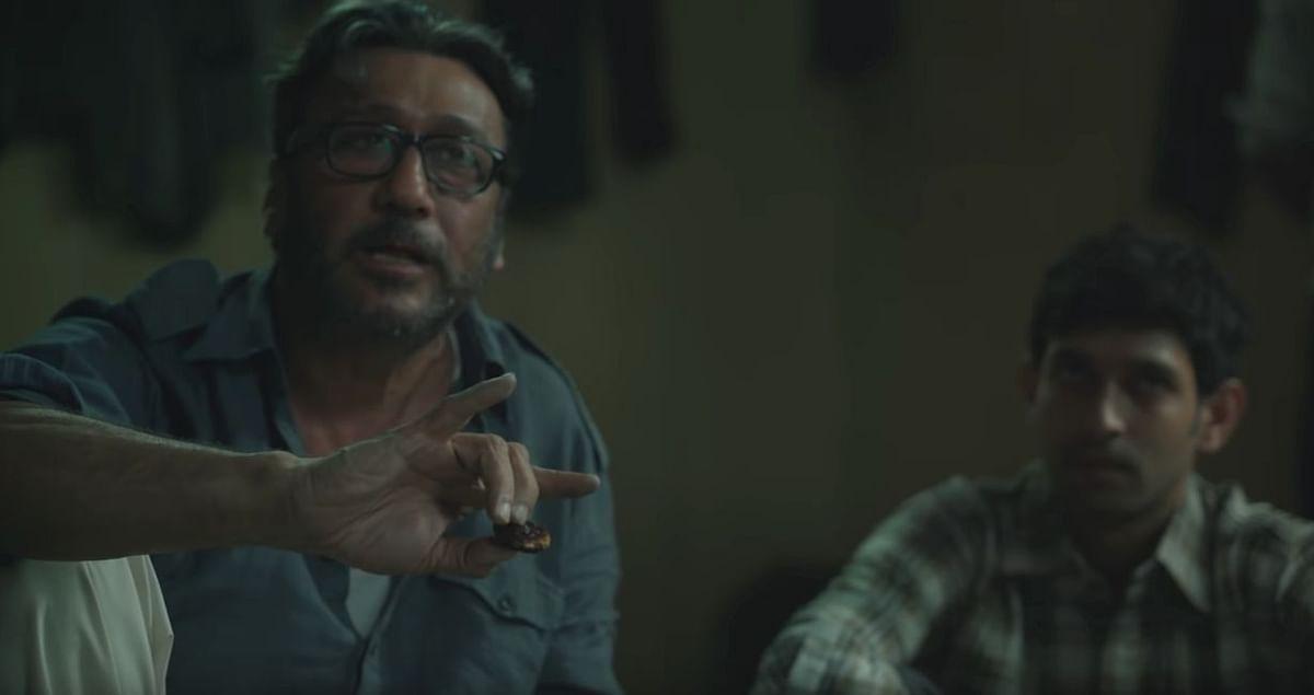 Jackie Shroff as Mustafa in <i>Criminal Justice.</i>