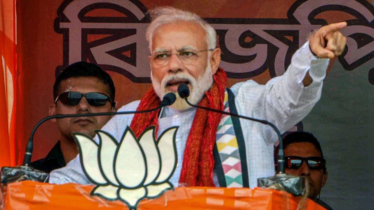 'Speed Breaker' Mamata Having Sleepless Nights: PM Modi in Bengal
