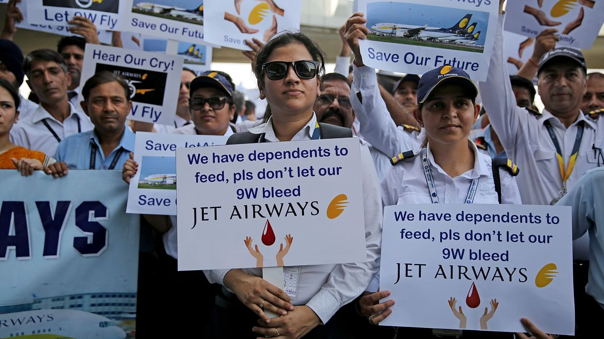 Jet Employees Seek President's Intervention For Outstanding Dues