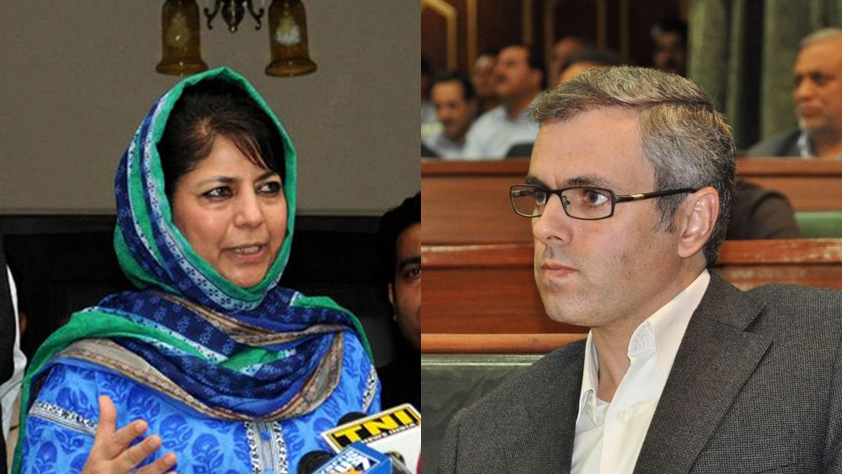 Non-BJP DDC Poll Candidates Not Allowed to Campaign: Omar, Mufti