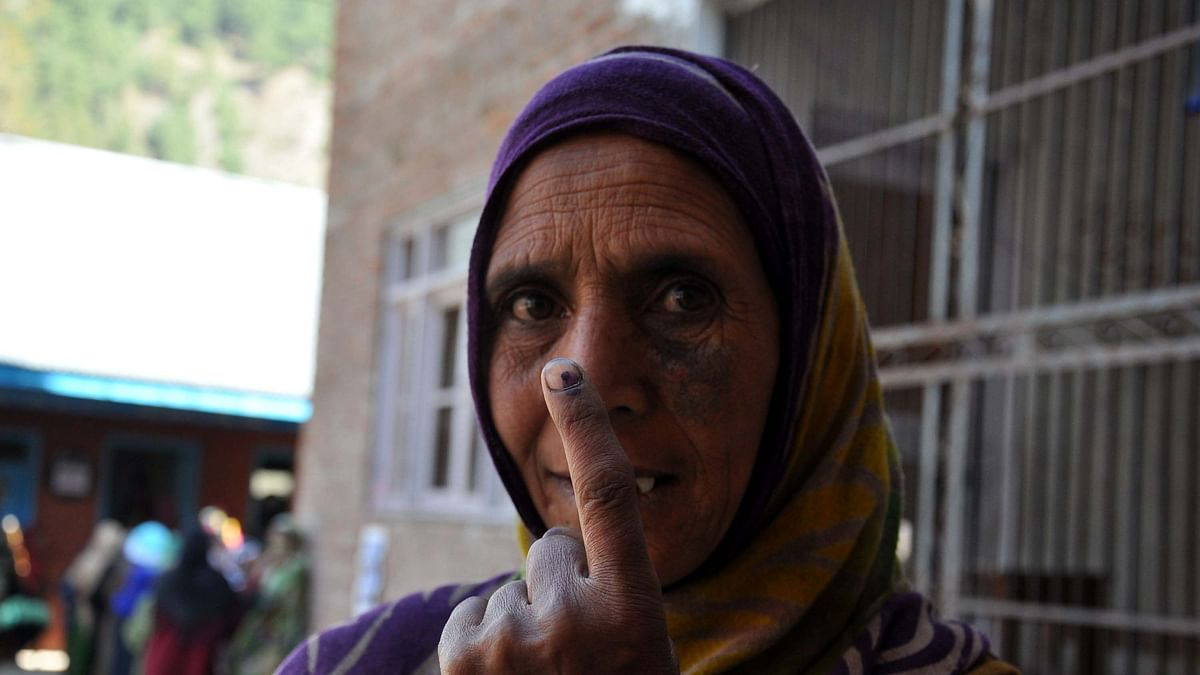 In a first-of-its-kind arrangement, Anantnag is voting in three phases.