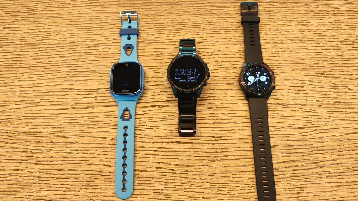 Smartwatch shipments in India have risen in the last couple of months.