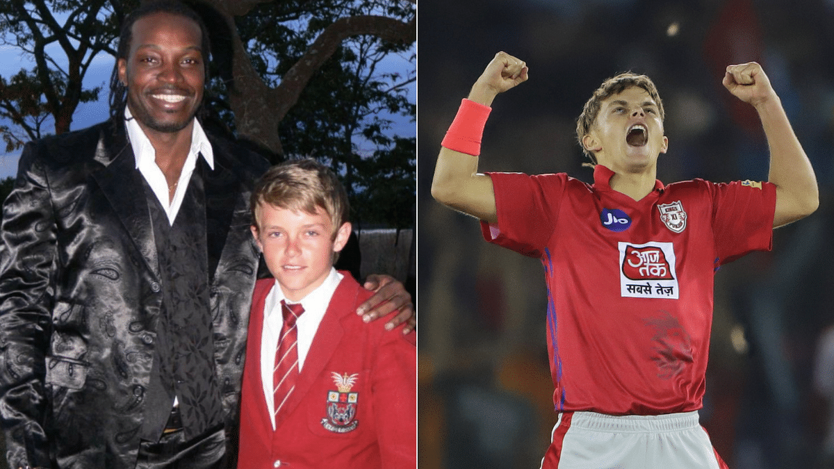 Years After Fanboying Over Gayle, Sam Curran Replaced Him on Field