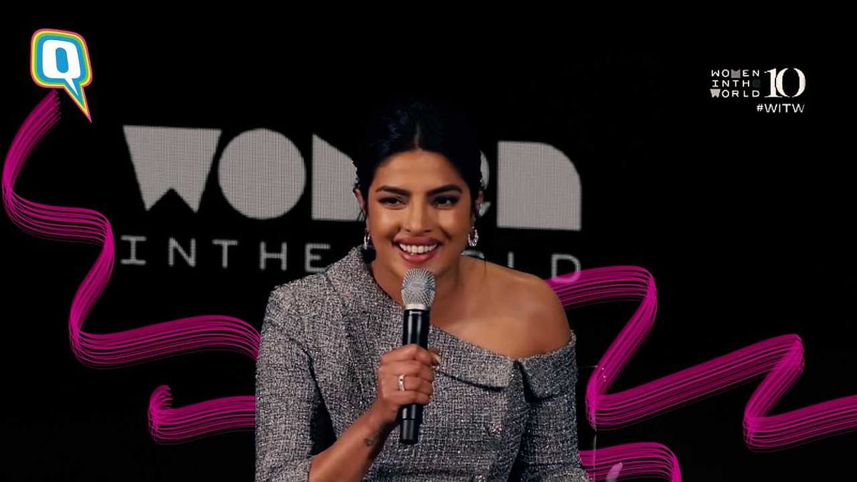 Tina Brown Interviews Priyanka Chopra Jonas