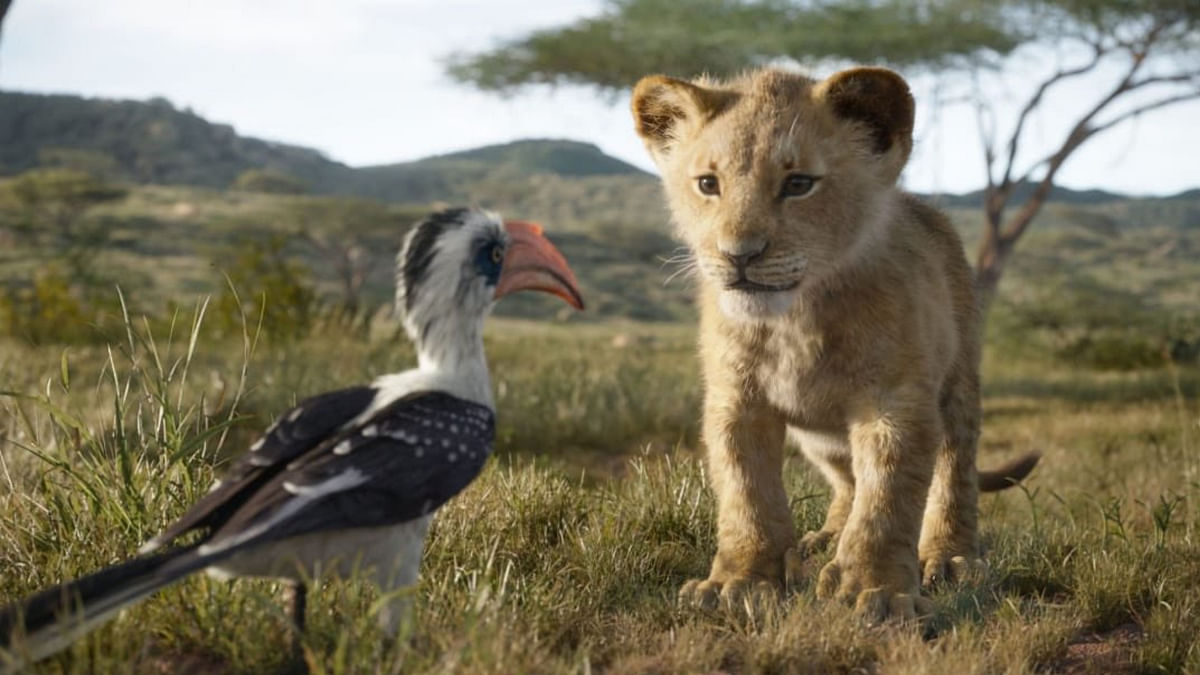 'The Lion King' Trailer Hits You Right in the Feels