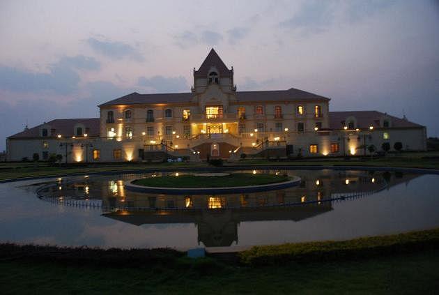 The Royal stay at Four Seasons Vineyard, Pune