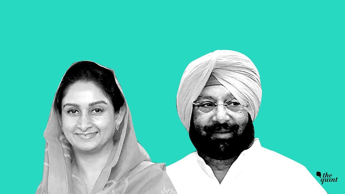 Harsimrat, Amarinder Spar Over Op Blue Star, Jallianwala Bagh