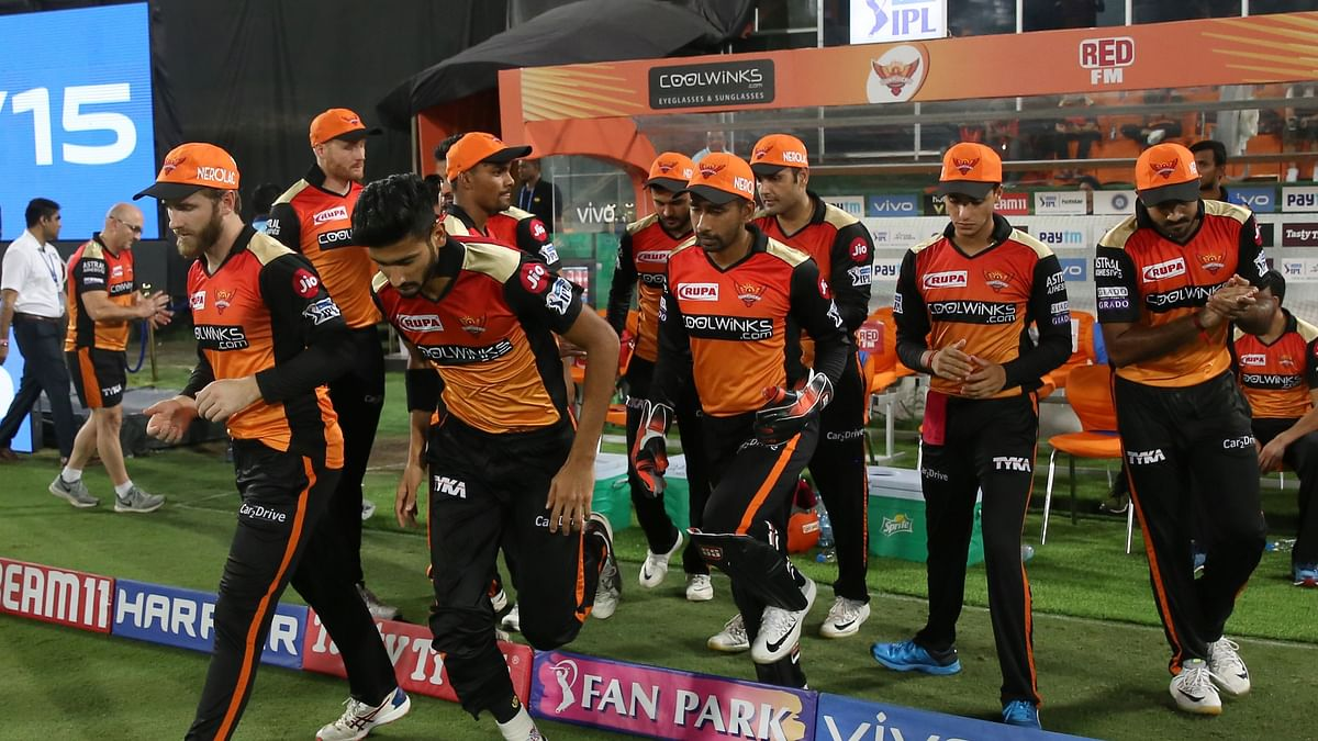 SRH need to win against MI on Tuesday to qualify for playoffs. KKR are currently fourth.