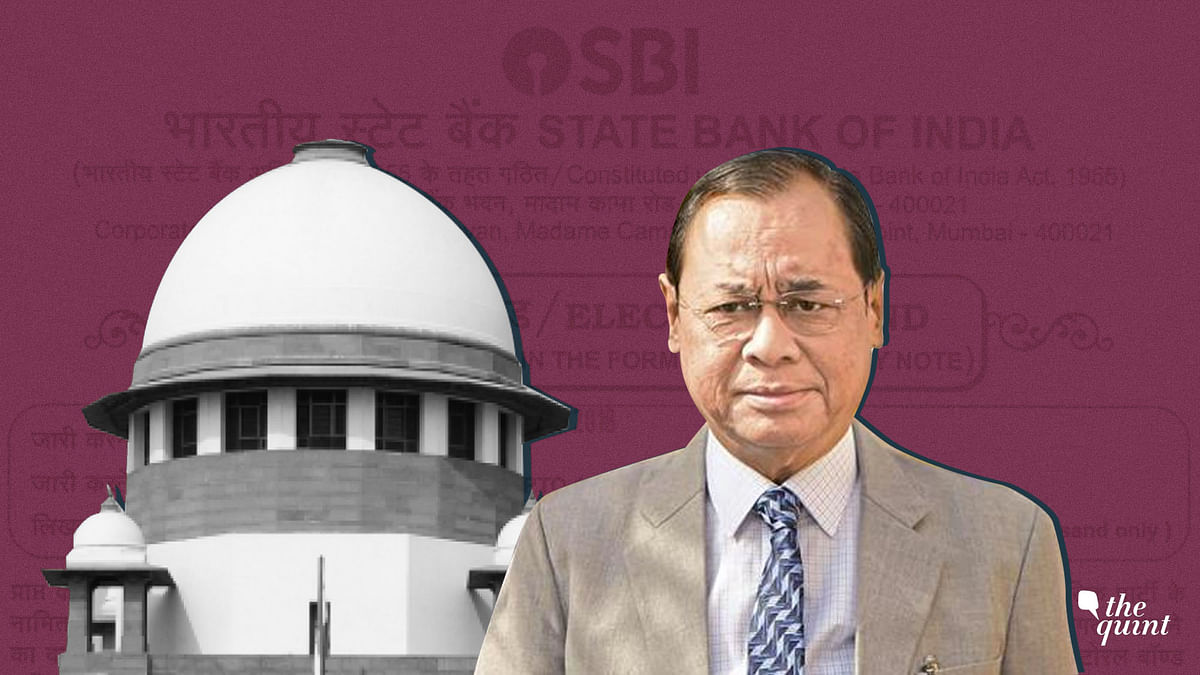SC to decide on interim stay of electoral bond scheme on 12 April.