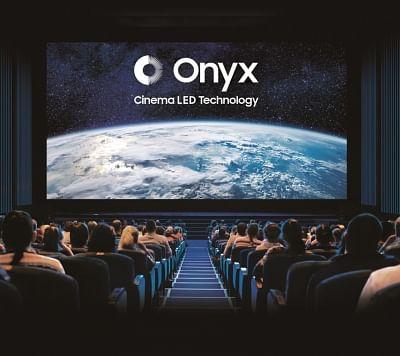 Samsung India to install 40 ONYX Cinema LEDS by 2022