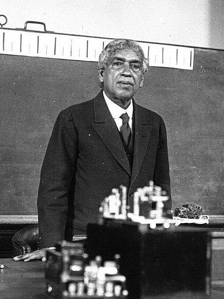 Dr Jagdish Chandra Bose