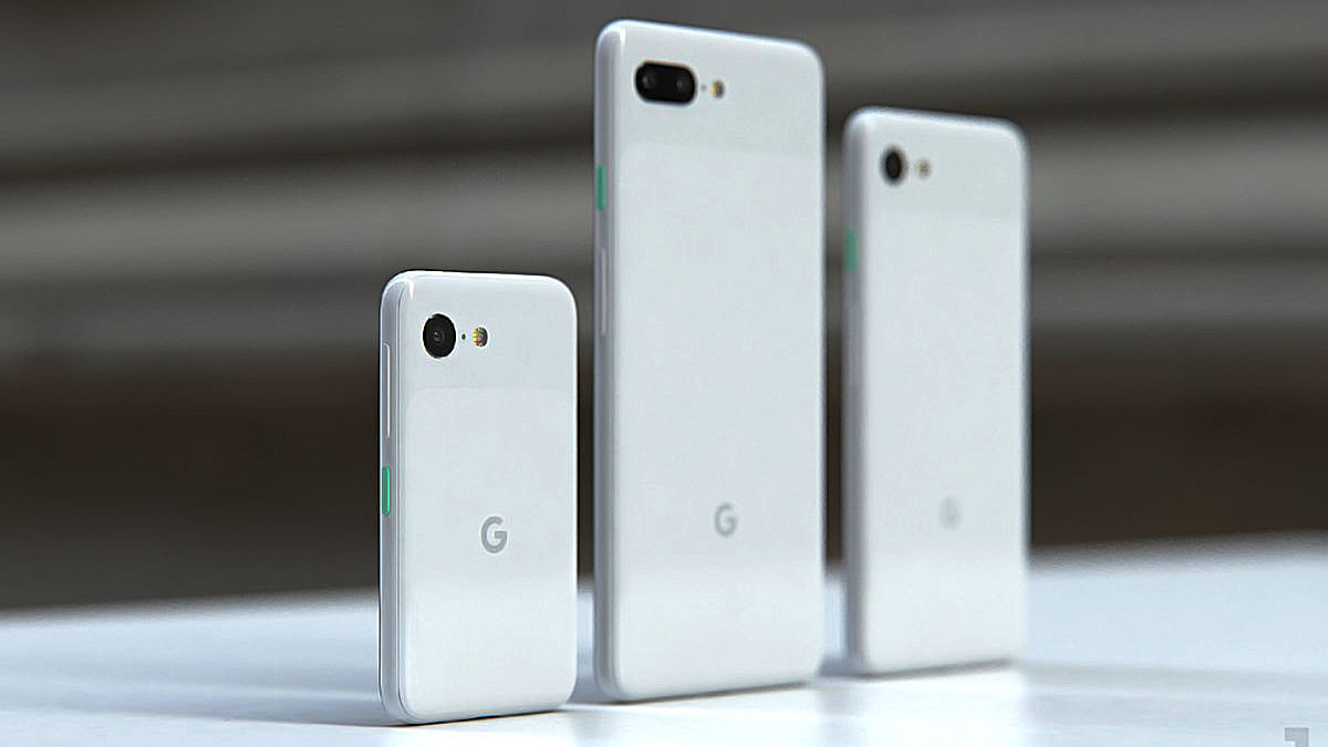 The Google Pixel 4 is expected to launch this October.