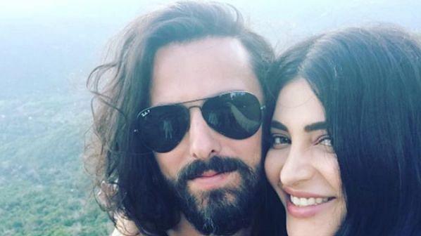 Shruti Haasan Parts Ways With Boyfriend Michael Corsale