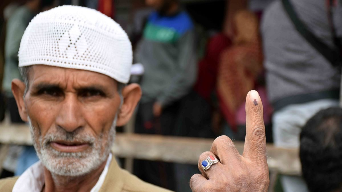 In Photos: Baramulla Voters Defy Poll Boycott With Turnout