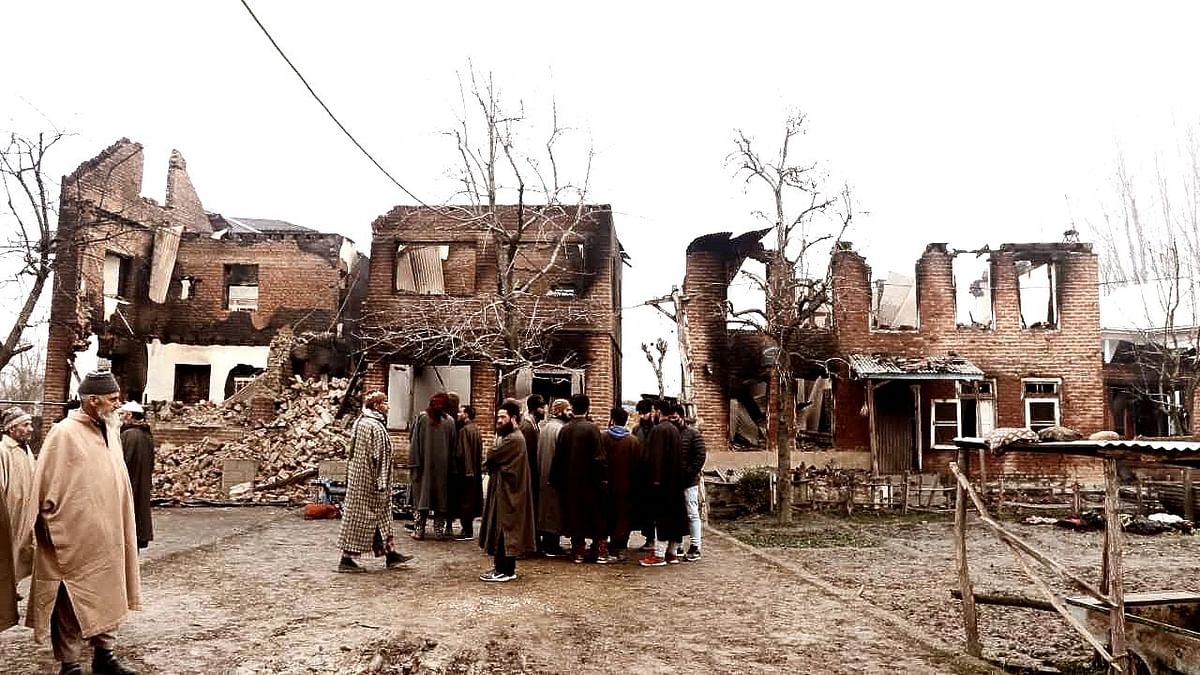 Will South Kashmir's Destroyed Houses Matter This Election?