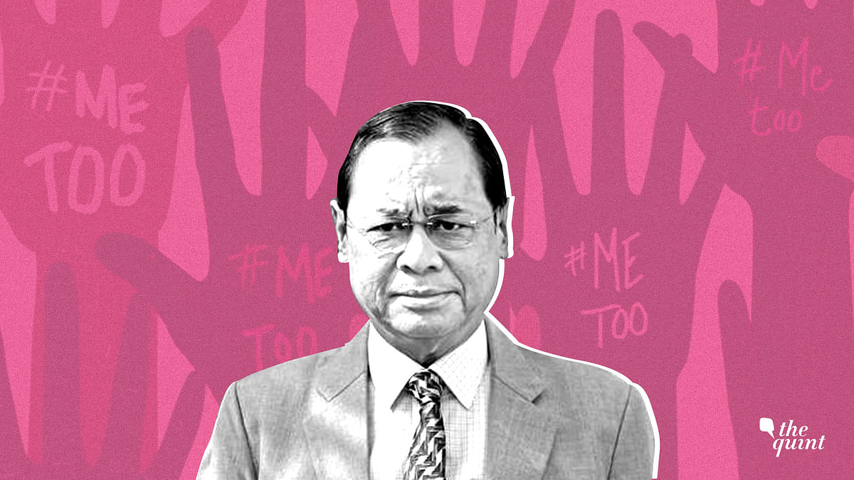 CJI Gogoi's Misuse of SC as a Platform Sets Back #MeToo Movement