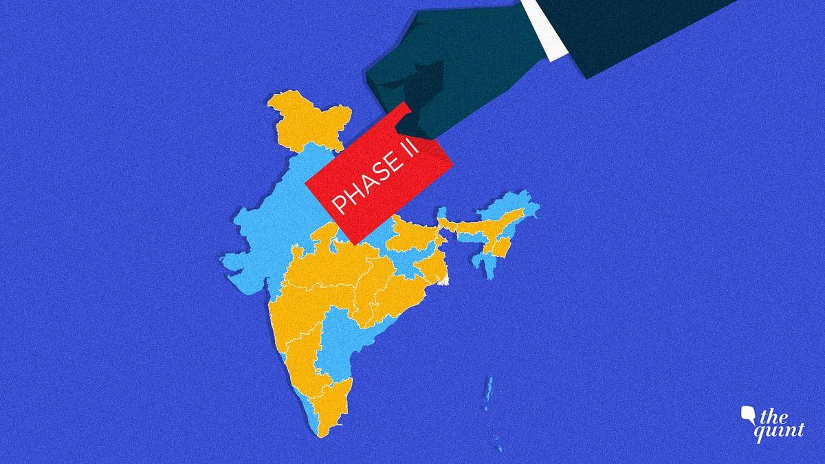 In the second phase of the Lok Sabha elections on Thursday, 18 April, 42 seats across the states of Maharashtra, Uttar Pradesh, Bihar, Chhattisgarh, Assam, Odisha, West Bengal, Jammu and Kashmir and Manipur cast their ballot.