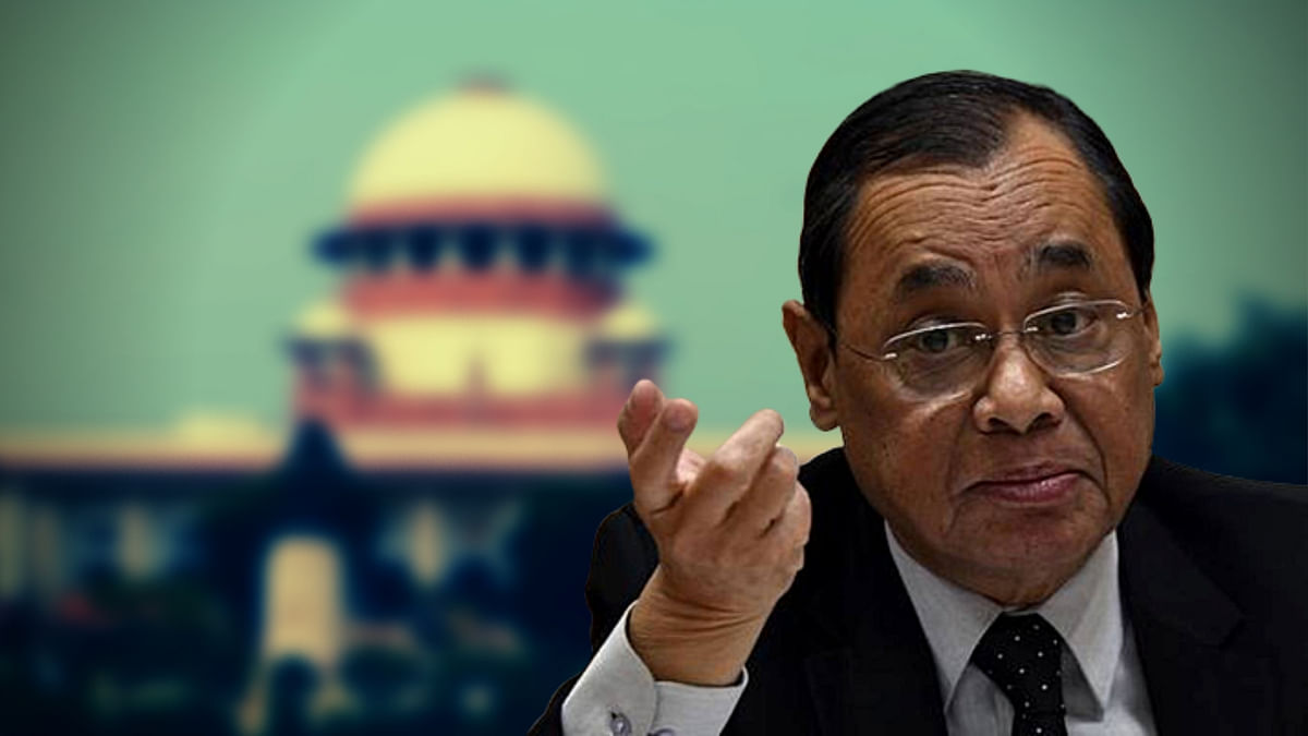 'Touched Me All Over': CJI Gogoi Accused of Sexual Harassment