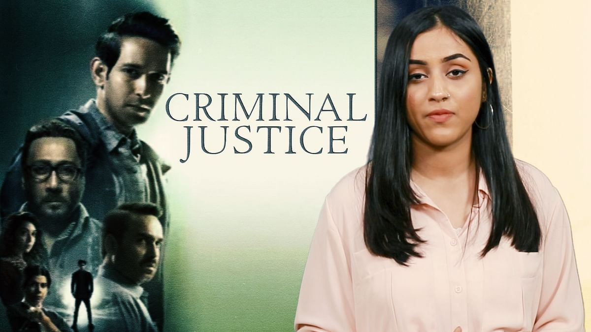 #ReasonsWhy: You Absolutely Cannot Miss 'Criminal Justice'