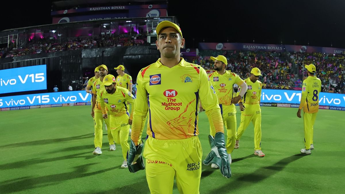 Chennai Super Kings' team and support staff have seen some members test positive for Coronavirus.