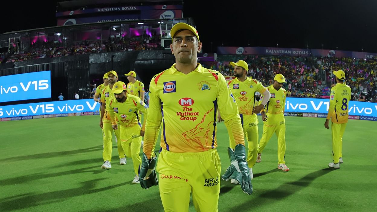CSK Player & Members of Support Staff Test Positive for COVID