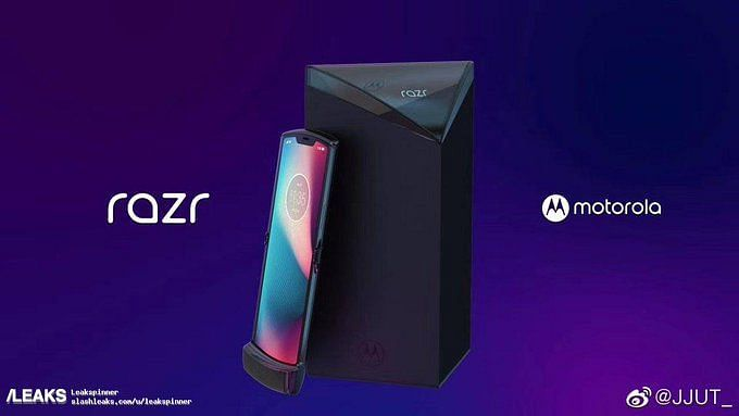 The Razr has been mentioned few times but nothing officially launched.