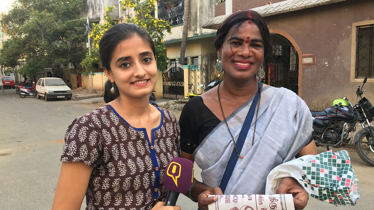 Meet TN's Only Trans Candidate This Lok Sabha Polls