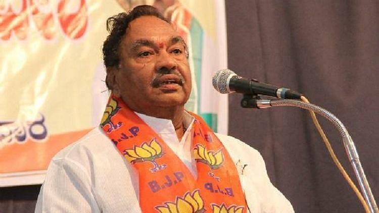 Party Will Give Tickets to Anyone but Muslims: K'taka BJP Minister