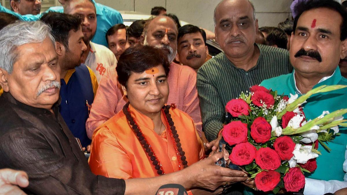 From Malegaon Blast Taint to Bhopal Hustings: Sadhvi's Journey