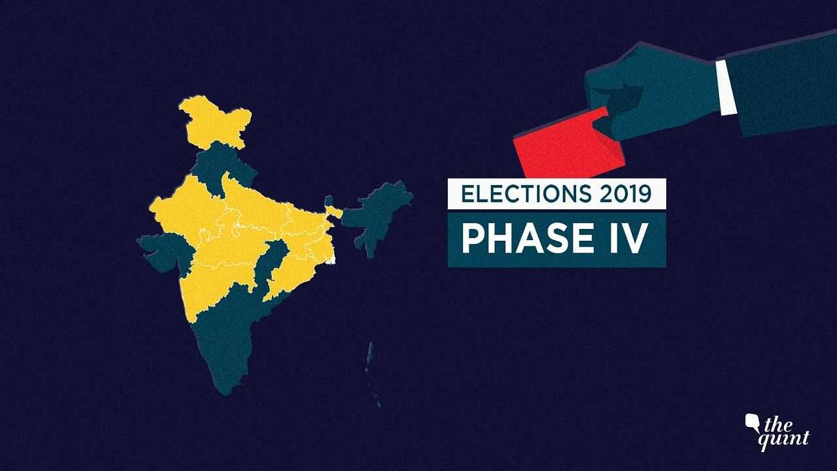 72 seats across nine states are polling in the fourth phase of LS elections.