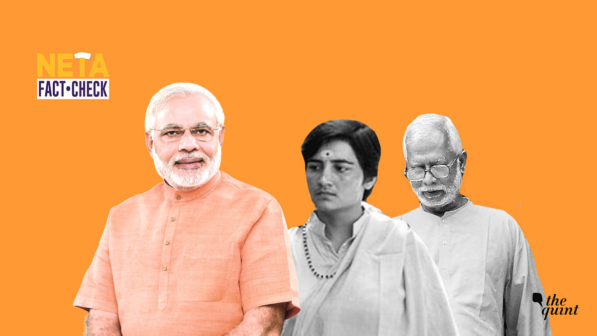 No Hindu Terrorists Ever in History? PM's Claim Isn't Really True