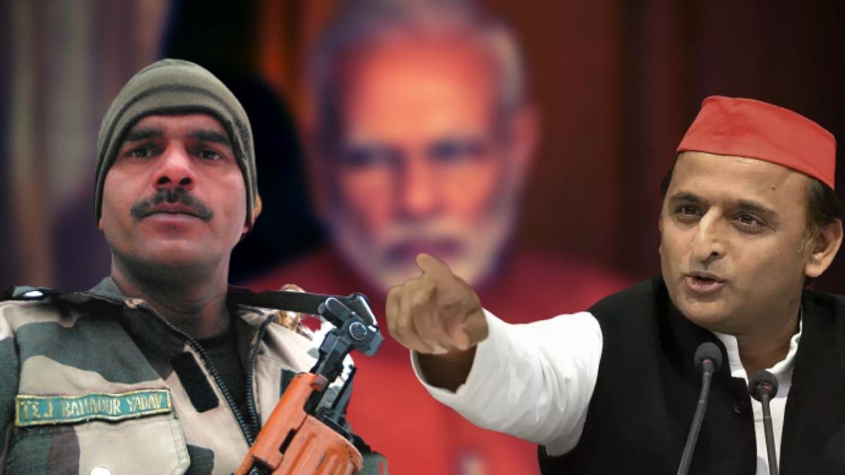 Blow to BJP? SP Fields Ex-BSF Jawan Tej Bahadur in Modi's Varanasi