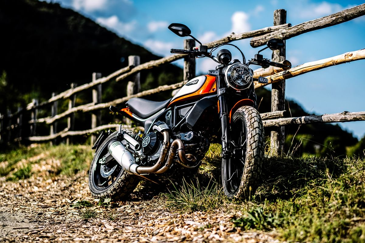The Ducati Scrambler Icon is priced at Rs 7.89 lakh.