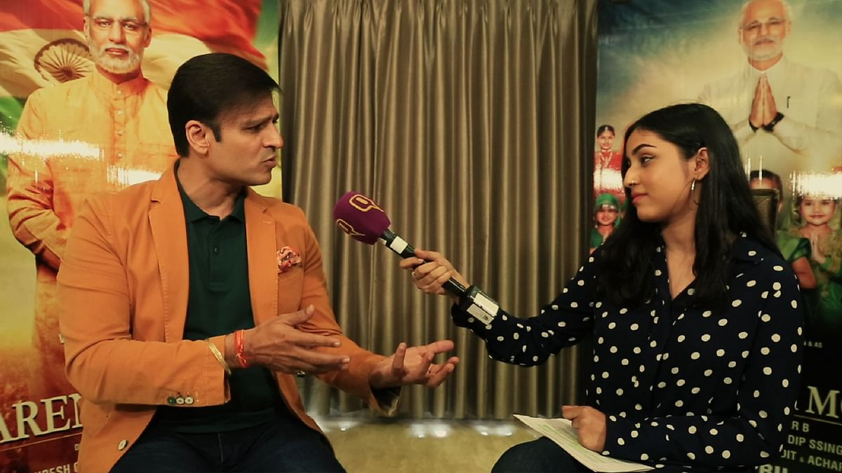 #Toughtalk: Vivek Answers All Your Questions About the Modi Biopic