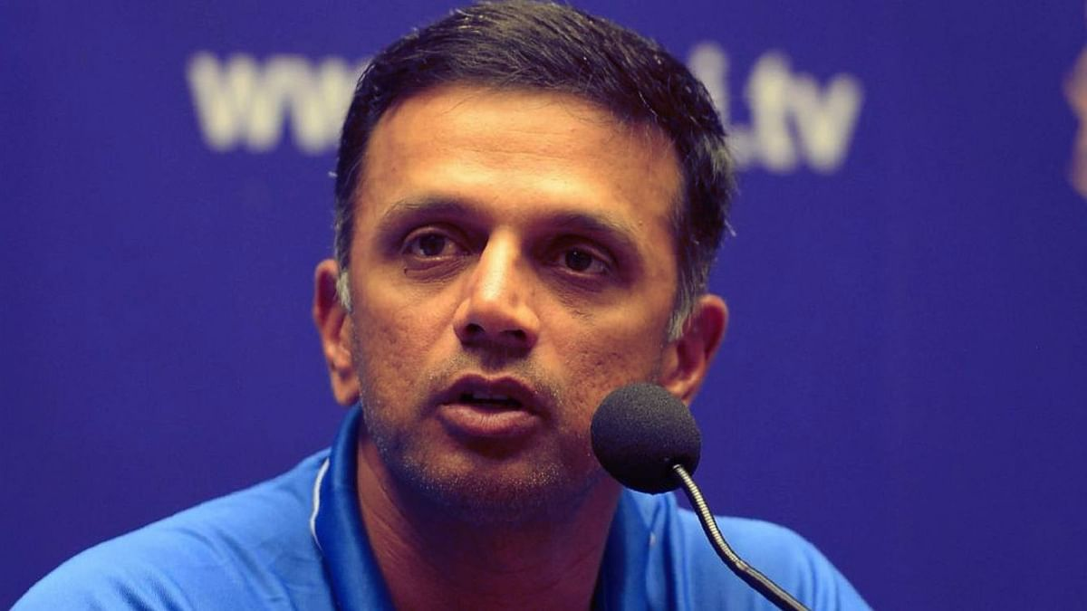 Rahul Dravid Favourite to Take Over Head Coch Role at the NCA