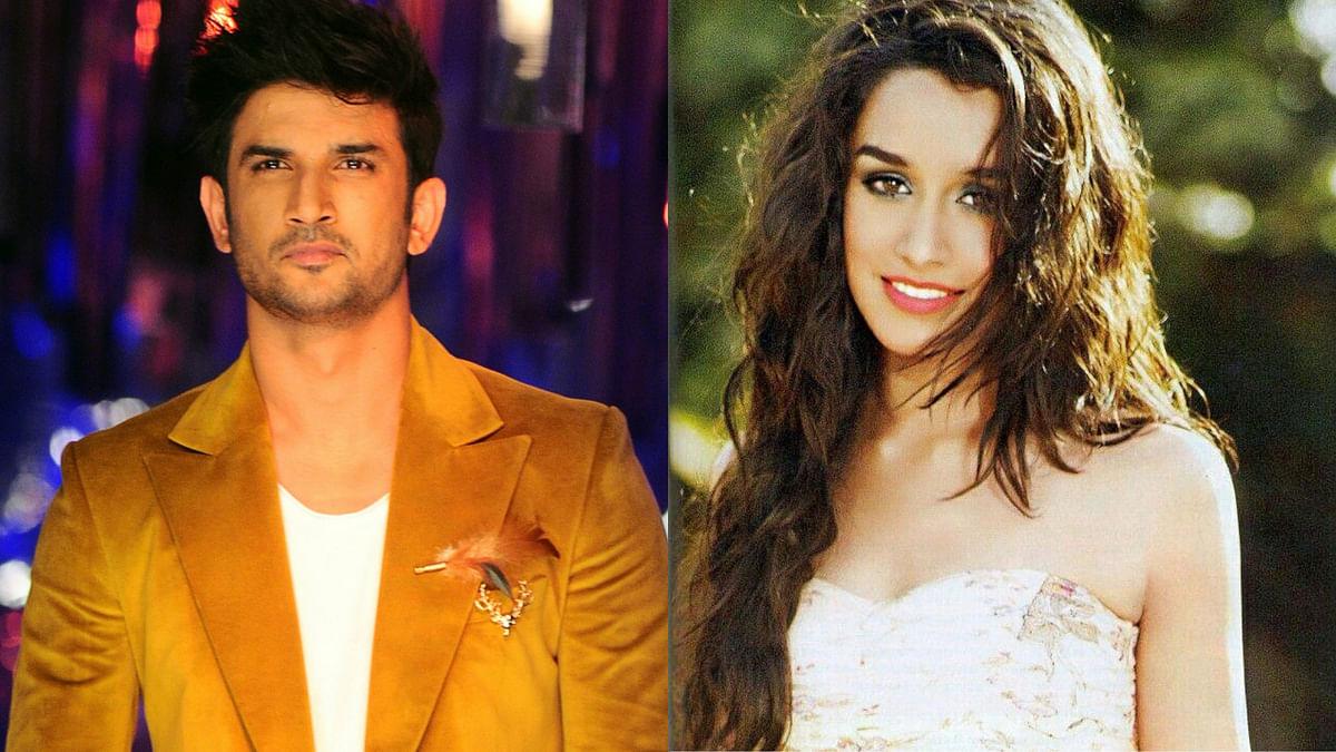 Sushant Singh & Shraddha Kapoor Shoot on Set Worth Rs 9 Crore
