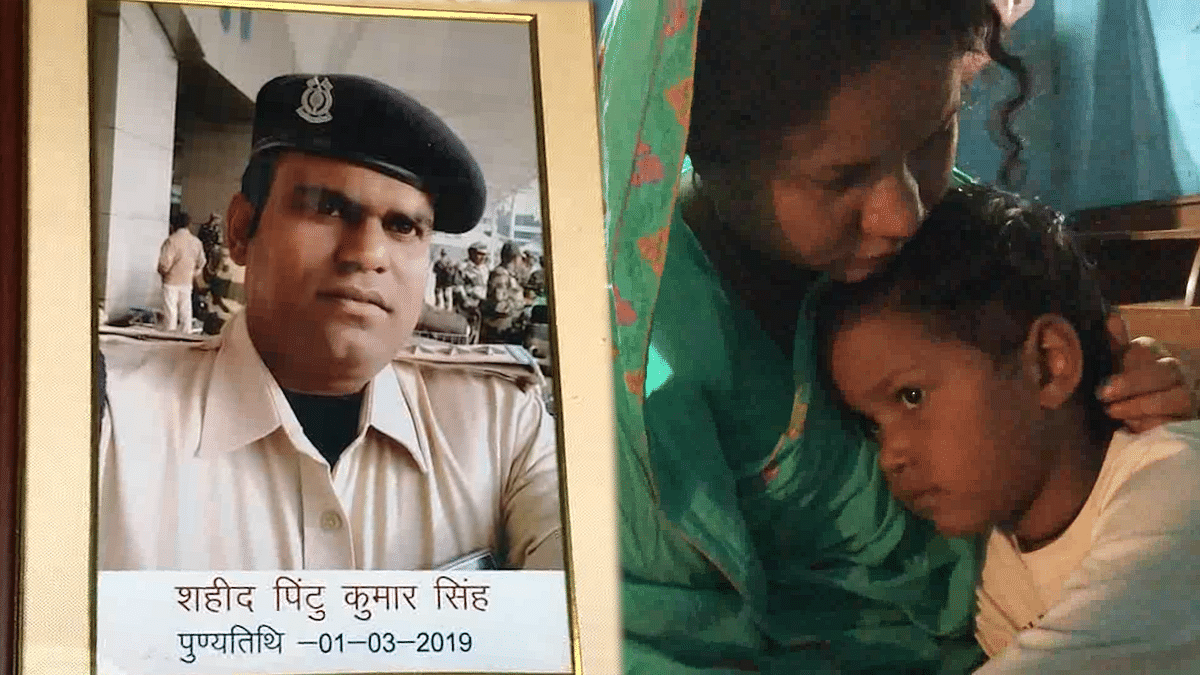 'Netas Politicising Forces': CRPF Martyr's Family Demands Justice