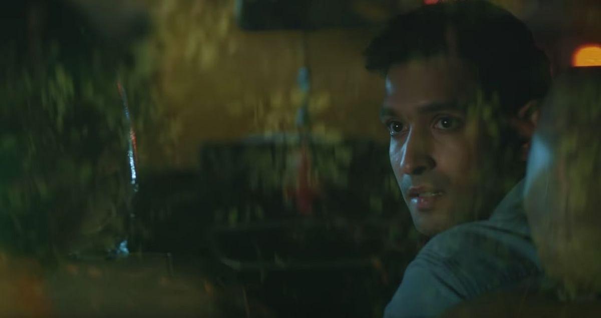Vikrant Massey as Aditya Sharma in <i>Criminal Justice.</i>