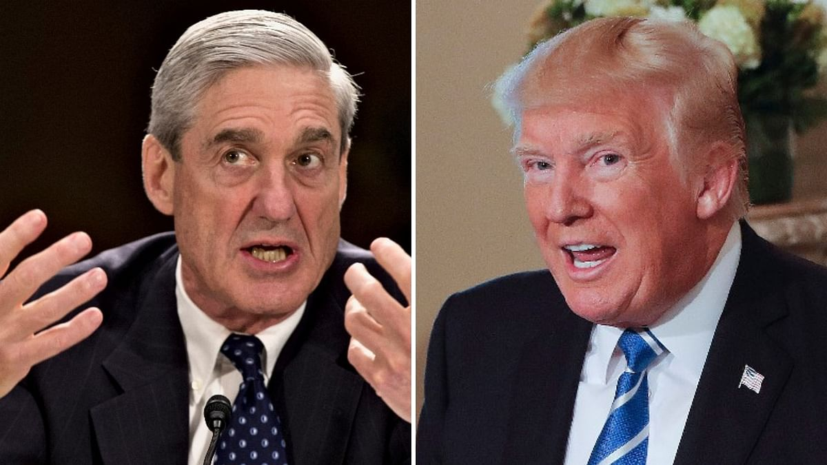 Trump 'Tried to  Control' Mueller Probe, But No Criminal Charges